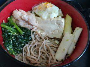 そば・豆腐と健康ダイエットレシピ