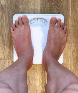 置き換えダイエットで体重が減った