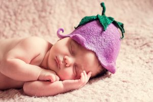 赤ちゃんにホホバオイル