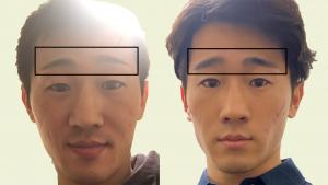 二重整形で眉毛の形も変わる