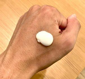 ダーマローラーリポペプチドなナイトクリーム